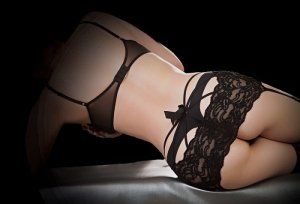 Salyna erotic massage in Effingham